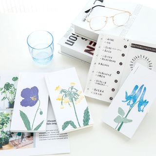 OH.LEELY - Floral Print Scheduler