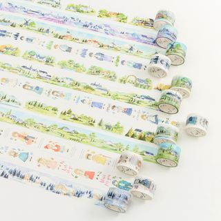 OH.LEELY - Printed Decoration Tape