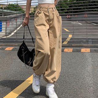 Trisica - Cuffed Jogger Pants
