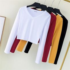 Winkplay - Long-Sleeve Dance T-Shirt
