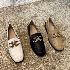 MIKOGI - Buckled Loafers