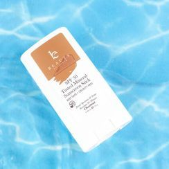 Beauty by Earth - Tinted Mineral Facial Sunscreen Sticks - SPF 30 (Chestnut)