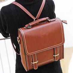 Youshine - Belted Backpack