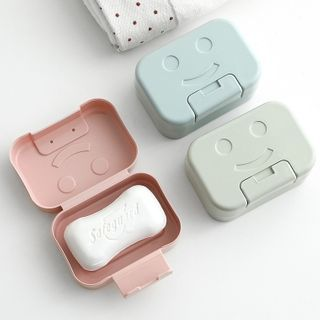 Maltjoy Home - Travel Plastic Soap Case