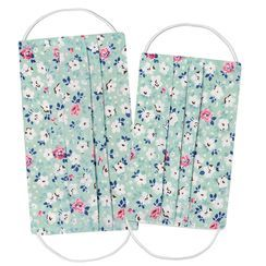 Maskrix - Family Matching Handmade Floral Cotton Face Mask Cover(1pc)