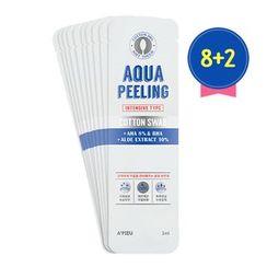 A'PIEU - Aqua Peeling Cotton Swab Set (Intensive) 10pcs