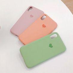 Aion - 印花手机套 - iPhone XS Max / XS / XR / X / 8 / 8 Plus / 7 / 7 Plus / 6s / 6s Plus