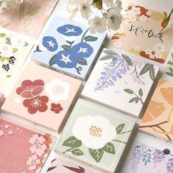 Miumi - 花朵记事贴