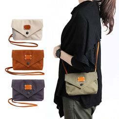 ACE COAT - Canvas Crossbody Bag