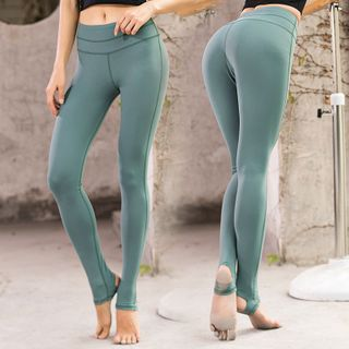 Girasol - Plain Sports Leggings