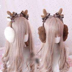 Elfis - Antler Ear Muffs