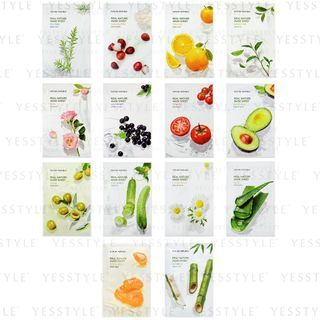 NATURE REPUBLIC - Real Nature Mask Sheet 10 pcs - 12 Types