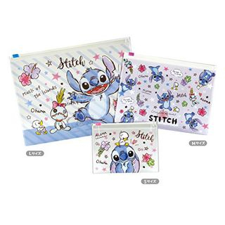 T'S Factory - Stitch Clear Pocket Set (3P)