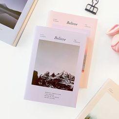 iswas - 'Paperian' Series Printed Planner - (M)