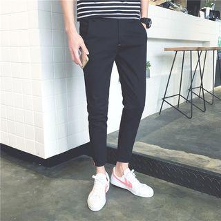 ZONZO - Pantalon slim uni