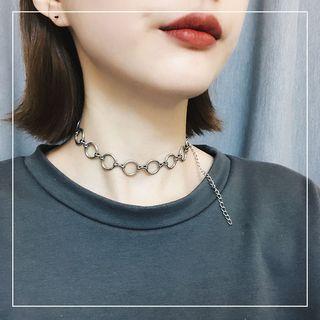 PANGU - Metal Chain Choker