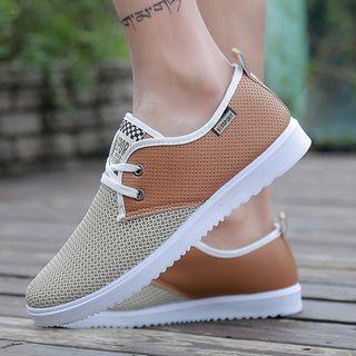 Viffara - Lace Up Casual Shoes
