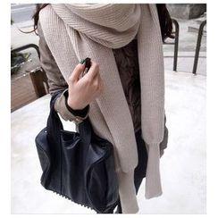 Eva Fashion - Knitted Sleeve Scarf