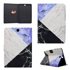 Angelme - Marble Print Samsung Tab A Tablet Cover