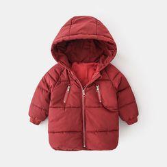贝壳童装 - 小童夹棉大衣