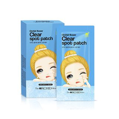 The ORCHID Skin(ザ オーキッドスキン) - オーキッド フラワー クリアスポット パッチセット 10パック