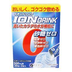 Fine Japan - Ion Drink