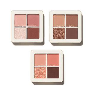 The Saem - Saemmul Shadow Box - 3 Colors