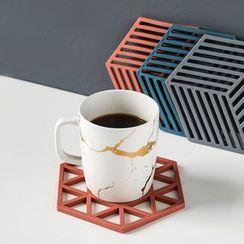 Kawa Simaya - Geometric Heat Resistant Mat