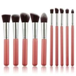 Stroke of Beauty - Set de 10: Brochas de maquillaje