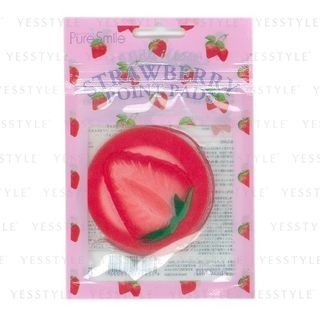 Sun Smile - Pure Smile Juicy Fruits Point Pads Strawberry