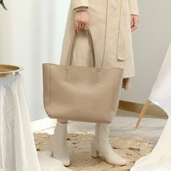 ENSSO - Genuine Leather Handbag