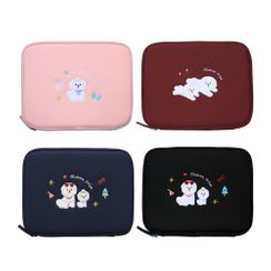 iswas - 'With Alice'' Series Embroidered Tablet Sleeve