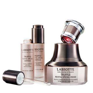 LABIOTTE(ラビオッテ) - Truffle Revital Special Set: Cream 50ml + Ampoule 20ml + 20ml