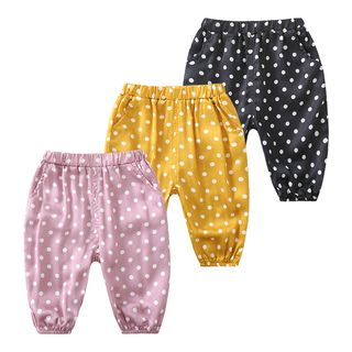 MOM Kiss - Baby Polka Dot Pants