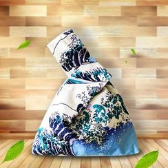 Liok - 印花手提包