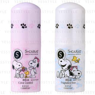 Kose - S Carat Snoopy Deodorant Stick 20g - 2 Types
