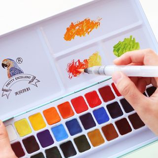 Cute Essentials - Watercolor Paint Set