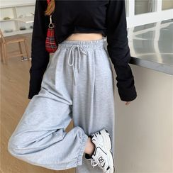 Mayamilo - Plain Sweatpants