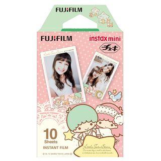 Fujifilm - Fujifilm Instax Mini Film (Little Twin Stars) (10 Sheets per Pack)