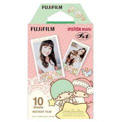 Fujifilm - Fujifilm Mini 即影即有相纸 (Little Twin Stars) (10张)