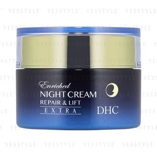 DHC - Enriched Night Cream Repair & Lift