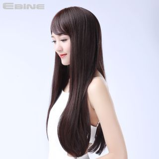 Japanese Salon Wigs - Long Full Wig - Striaght
