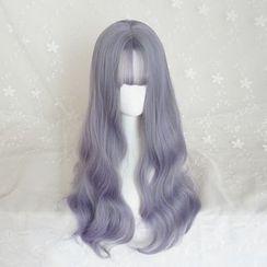 Jellyfish - 长款假发 - 波浪