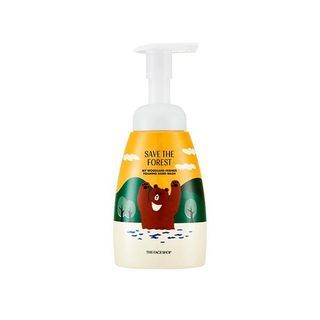 THE FACE SHOP - Save The Forest My Woodland Friends Foaming Hand Wash