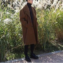 MRCYC - Notch Lapel Oversized Coat