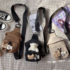 BANGGIRL - Animal Toy Belt Bag