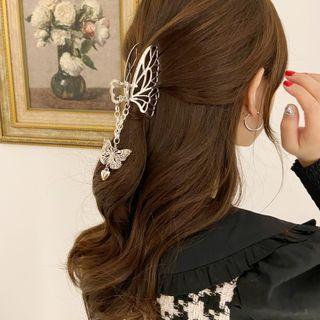 Shinto - 蝴蝶髮爪夾