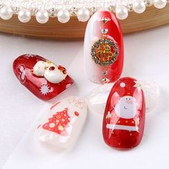 Monoe - Lunar New Year Rhinestone Nail Art Decoration (various designs)