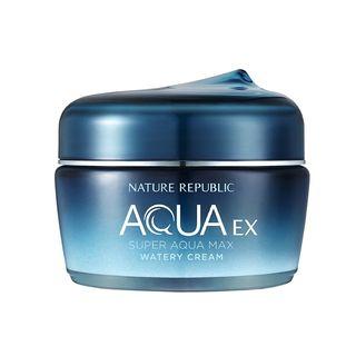 NATURE REPUBLIC - Super Aqua Max EX Watery Cream