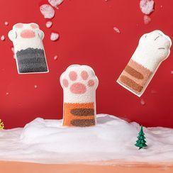 Cutie Bazaar(キューティーバザール) - Cat Paw Body Scrubber